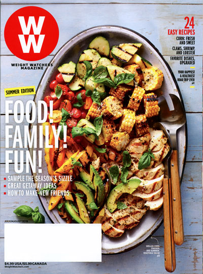 Top 10 cooking magazines martha stewart living taste of home bon subscribe to weight watchers forumfinder Images