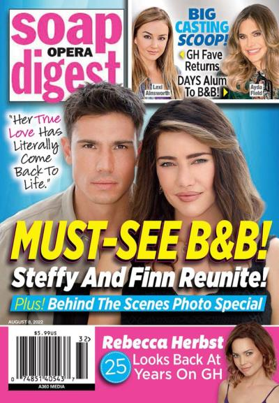 Subscribe to Soap Opera Digest