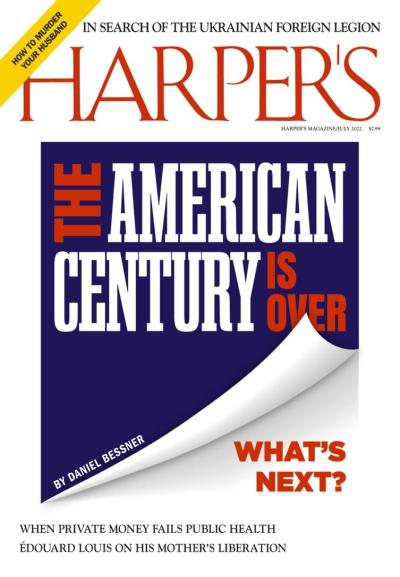 Subscribe to Harper's