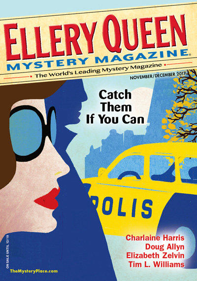 Subscribe to Ellery Queen Mystery Magazine