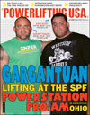 Powerlifting USA Magazine
