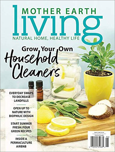 Subscribe to Mother Earth Living