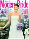 Modern Bride Magazine