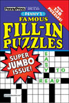 Pennys Famous Fill In Puzzles Magazine Subscription