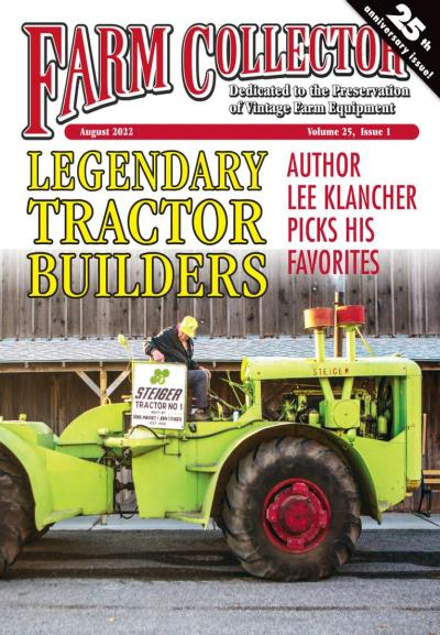 Subscribe to Farm Collector