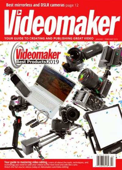 Subscribe to Videomaker