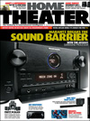 Home Theater magazine