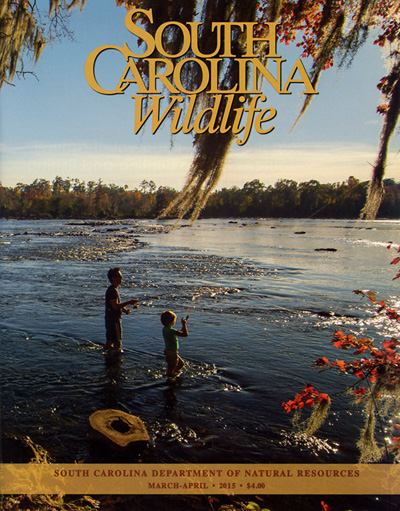 Subscribe to South Carolina Wildlife