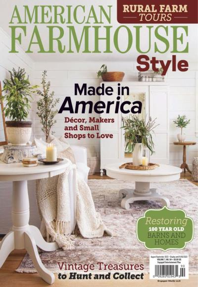 Subscribe to American Farmhouse Style