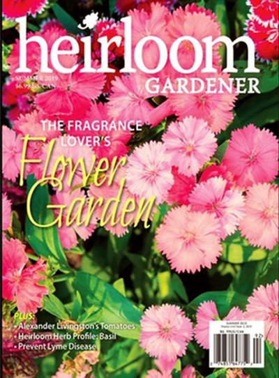 Subscribe to Heirloom Gardener