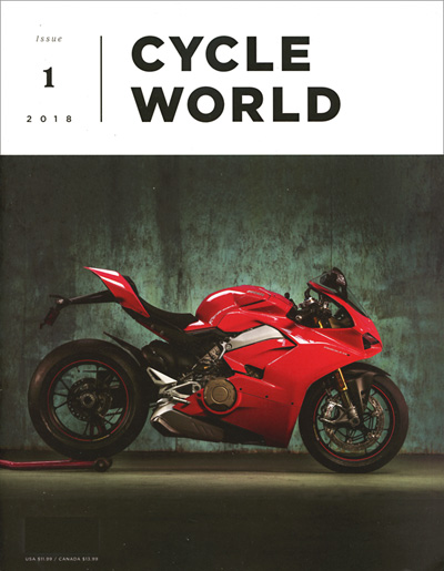 Subscribe to Cycle World