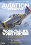 1 Year, 6 issues - Aviation History Magazine offers aviation enthusiasts of all ages and backgrounds the most comprehensive, authoritative and in-depth coverage of the history of world aviation through exciting and informative stories about the people, planes and events comprising manned flight's rich history from leading aviation historians, writers and researchers.