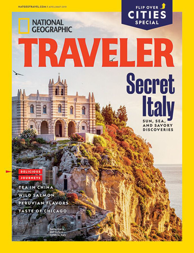 Subscribe to National Geographic Traveler