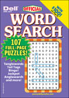 Dell Official Word Search Magazine Subscription