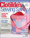 Each issue of Sewing Savvy Magazine bring you exciting new home decor and fashion sewing projects guaranteed to inspire and delight. Big, bright color photos, clear-as-a-bell instructions and creative flair all combine to help you get the maximum pleasure and satisfaction out of your sewing. Plus, you get the latest in new product information, handy hints and time-saving techniques - all to help you express your sewing creativity as never before!