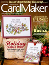 Best Price for CardMaker Magazine Subscription