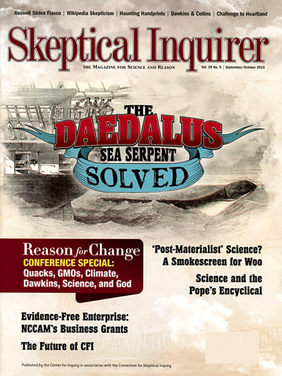 Subscribe to Skeptical Inquirer