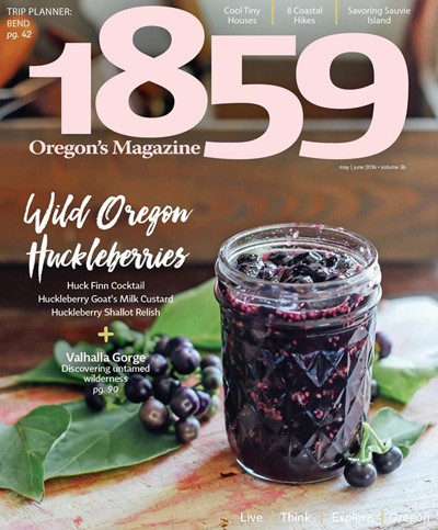 Subscribe to 1859 - Oregon's Magazine