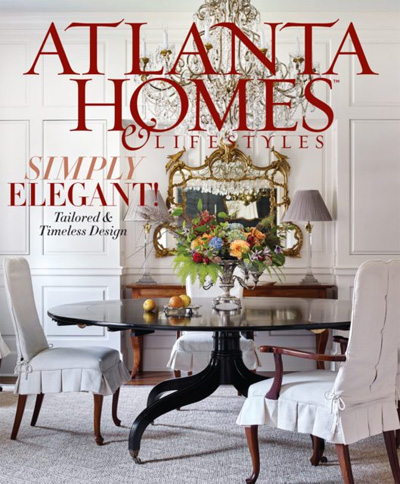 Subscribe To Atlanta Homes Lifestyles