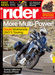 Rider magazine