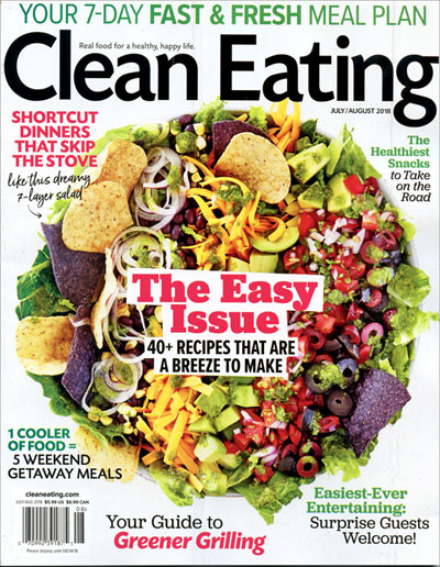 Subscribe to Clean Eating