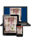online magazine -  Traditional Home-Digital