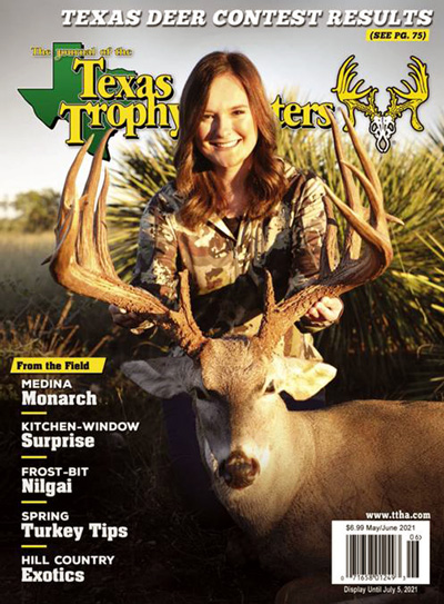 Subscribe to The Journal of the Texas Trophy Hunters