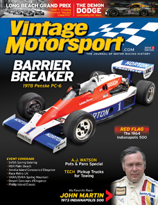 Subscribe to Vintage Motorsport
