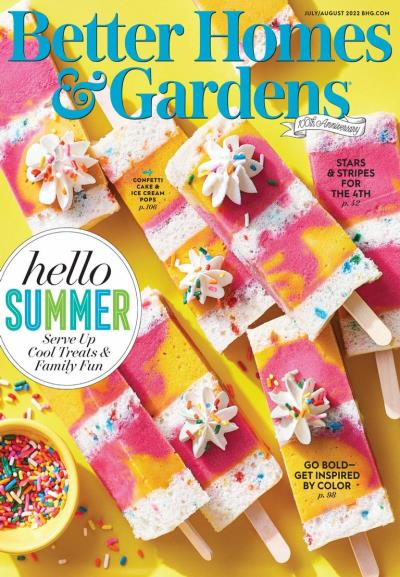 top 10 garden magazines   better homes amp gardens country