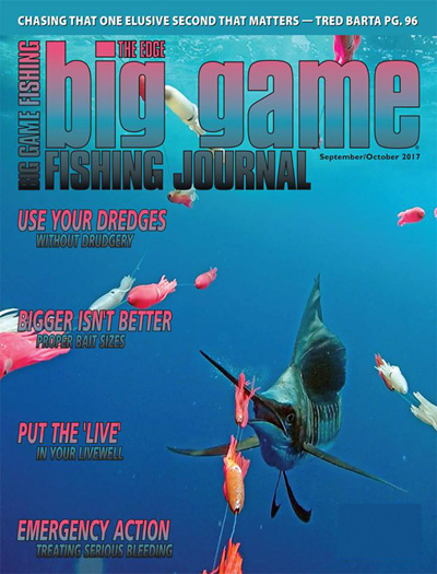 Subscribe to Big Game Fishing Journal