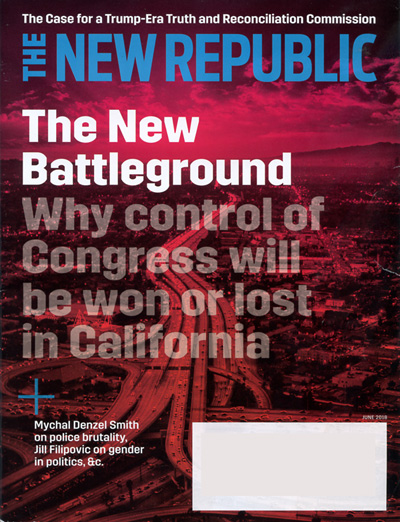 Subscribe to New Republic