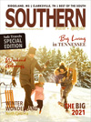 Southern Travl & Lifest/So. Shoremedia Magazine Cover