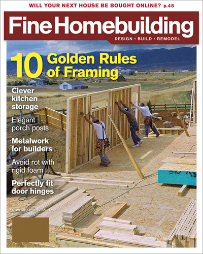 Subscribe to Fine Homebuilding