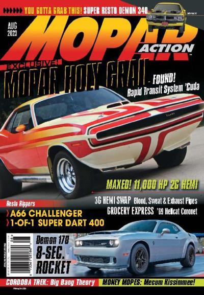 Subscribe to Mopar Action