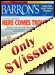 Barron's Magazine Subscriptions