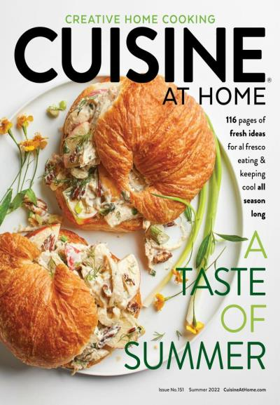 Subscribe to Cuisine at Home