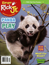 Ranger Rick Jr. - fka Your Big Backyard Magazine
