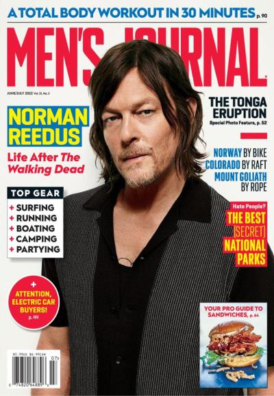 Subscribe to Men's Journal