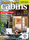 Country's Best Cabins Magazine
