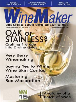 Subscribe to WineMaker