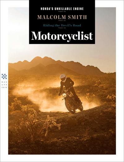 Subscribe to Motorcyclist