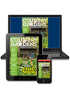 online magazine -  Country Gardens-Digital
