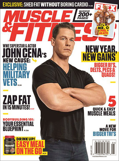 Subscribe to Muscle & Fitness