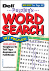 Dell Word Search Puzzles Magazine Subscription