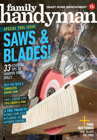 Subscribe to Family Handyman Magazine