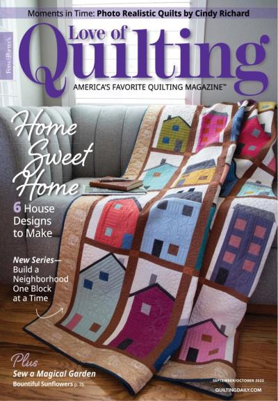 Subscribe to Love Of Quilting