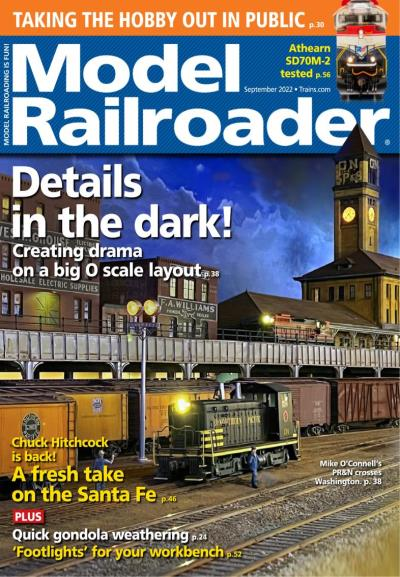 Subscribe to Model Railroader