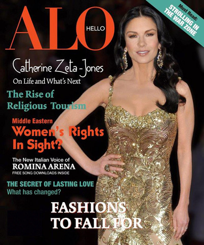 Subscribe to ALO Magazine