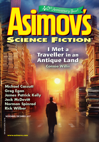 Subscribe to Asimov's Science Fiction