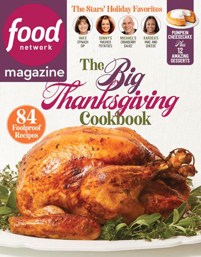 Subscribe to Food Network Magazine